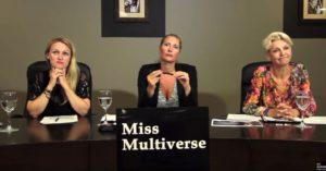 Miss Multiverse elimination round - I Am Multiverse
