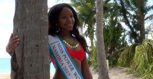 Hatago - Miss Power Woman Namibia