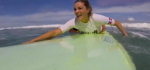 Miss Multiverse TV Reality Surfing Challenge