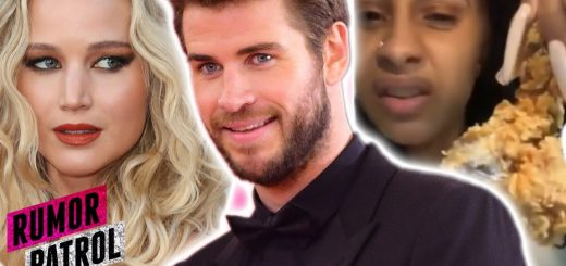 Liam Hemsworth DATING Jennifer Lawrence?! Chick-Fil-A Hires Cardi B To SHADE Popeyes? (Rumor Patrol)