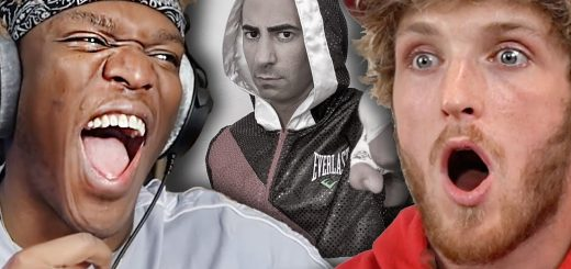 Logan Paul & KSI React To FouseyTube Fight Video Going Viral
