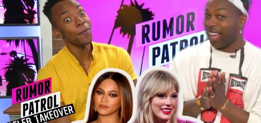 Todrick Hall DISHES On New Taylor Swift Song & Did He SHADE Beyoncé?! (Rumor Patrol: Celeb Takeover)