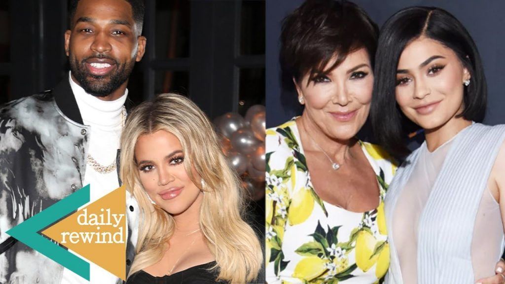 Tristan Thompson FIGHTING To Win Khloe Kardashian Back & Kylie & Kris Jenner FIGHT For Space! | DR