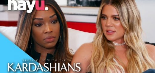 are malika khloe growing apart keeping up with the kardashians youtube thumbnail 520x245 - Are Malika & Khloe Growing Apart? | Keeping Up With The Kardashians