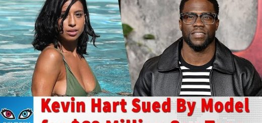 celebrity news kevin hart sued by model for 60 million over 2017 sex tape youtube thumbnail 520x245 - Celebrity News || Kevin Hart Sued By Model for $60 Million Over 2017 Sex Tape
