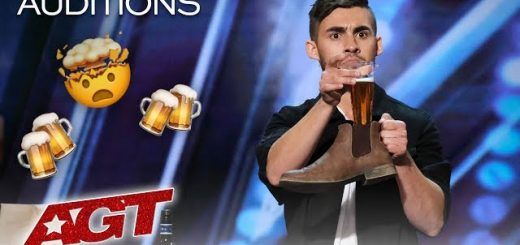 dom chambers chugs a beer with intoxicating magic americas got talent 2019 youtube thumbnail 520x245 - Dom Chambers Chugs A Beer With Intoxicating Magic! - America's Got Talent 2019