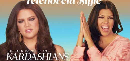 "if keeping up with the kardashians were a telenovela e youtube thumbnail 520x245 - If ""Keeping Up With The Kardashians"" Were A Telenovela 