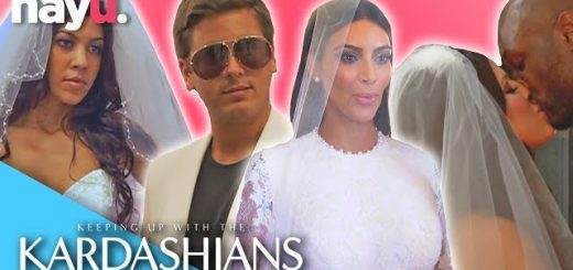 kardashian weddings keeping up with the kardashians youtube thumbnail 520x245 - Kardashian Weddings! 💍🔔| Keeping Up With The Kardashians
