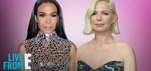 michelle williams singer mistaken for actress harassed online e news youtube thumbnail 520x245 - Michelle Williams Singer Mistaken For Actress, Harassed Online | E! News