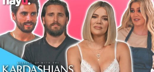 scott disick khloe kardashians funniest moments keeping up with the kardashians youtube thumbnail 520x245 - Scott Disick & Khloé Kardashian's Funniest Moments | Keeping Up With The Kardashians