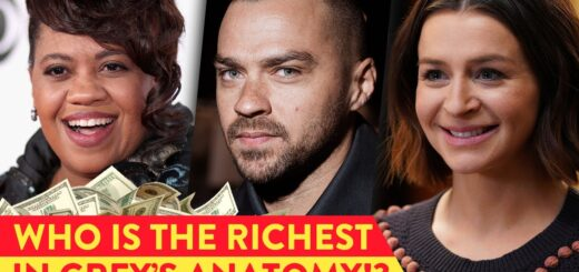 Grey's Anatomy: Net Worth Revealed! |⭐ OSSA Radar